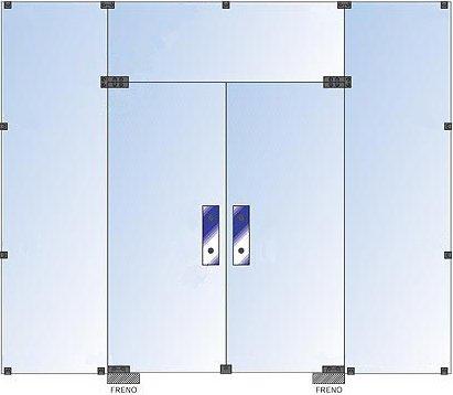 Cristaleria miralles acristalamientos en general for Herrajes para mamparas de vidrio